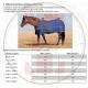 Couverture Paddock/box Tdet 150g - Stretch Neck®