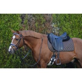 Alphonsine Saddle Pad